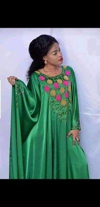 exclusive  dress kaftan