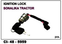 Ignition Lock Sonalika Tractor