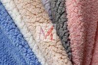 Polyester Sherpa Fabric