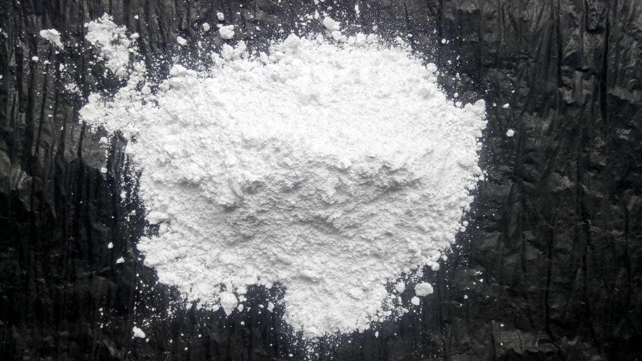 650 mesh white quartz powder / THA20