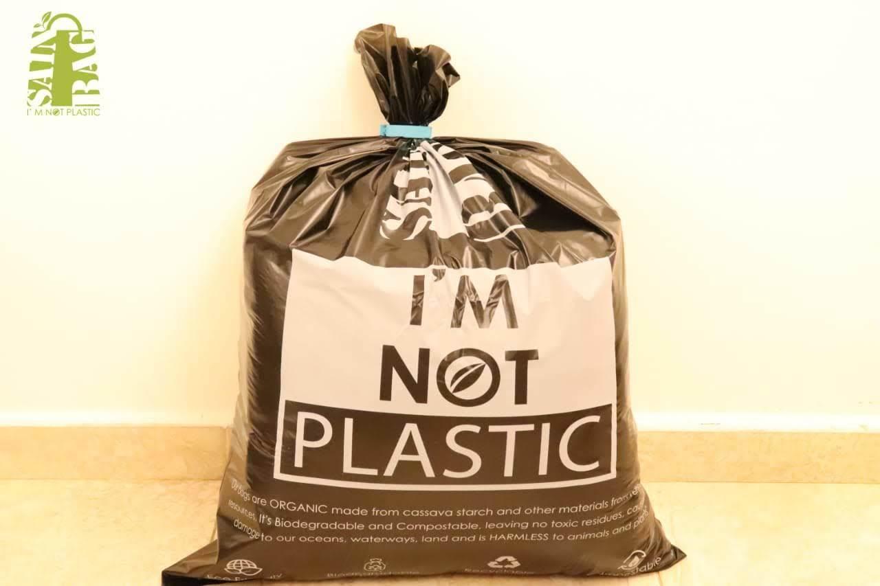 PET Waste Bag Biodegradable