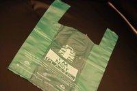 W Cut Biodegradable Bag