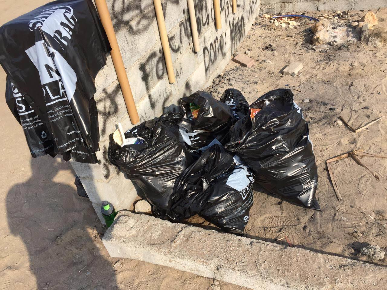 Waste Bag Biodegradable