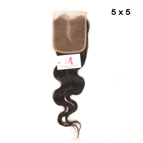 Wavy Lace Closure 5X5
