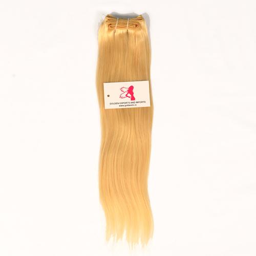 613 Blonde Hair Weft