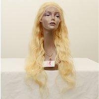 613 Blonde Wavy Wig