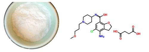 prucalopride succinate/ Cas No 179474-85-2