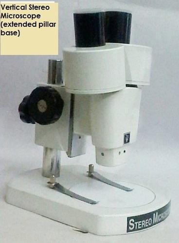 Vertical Stereo Microscope (extension pillar base)
