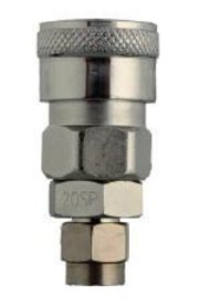 5X8 MM PU Socket (Steel)