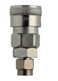 5X8 MM PU Socket (Steel)