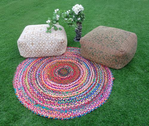 Handmade Cotton Round