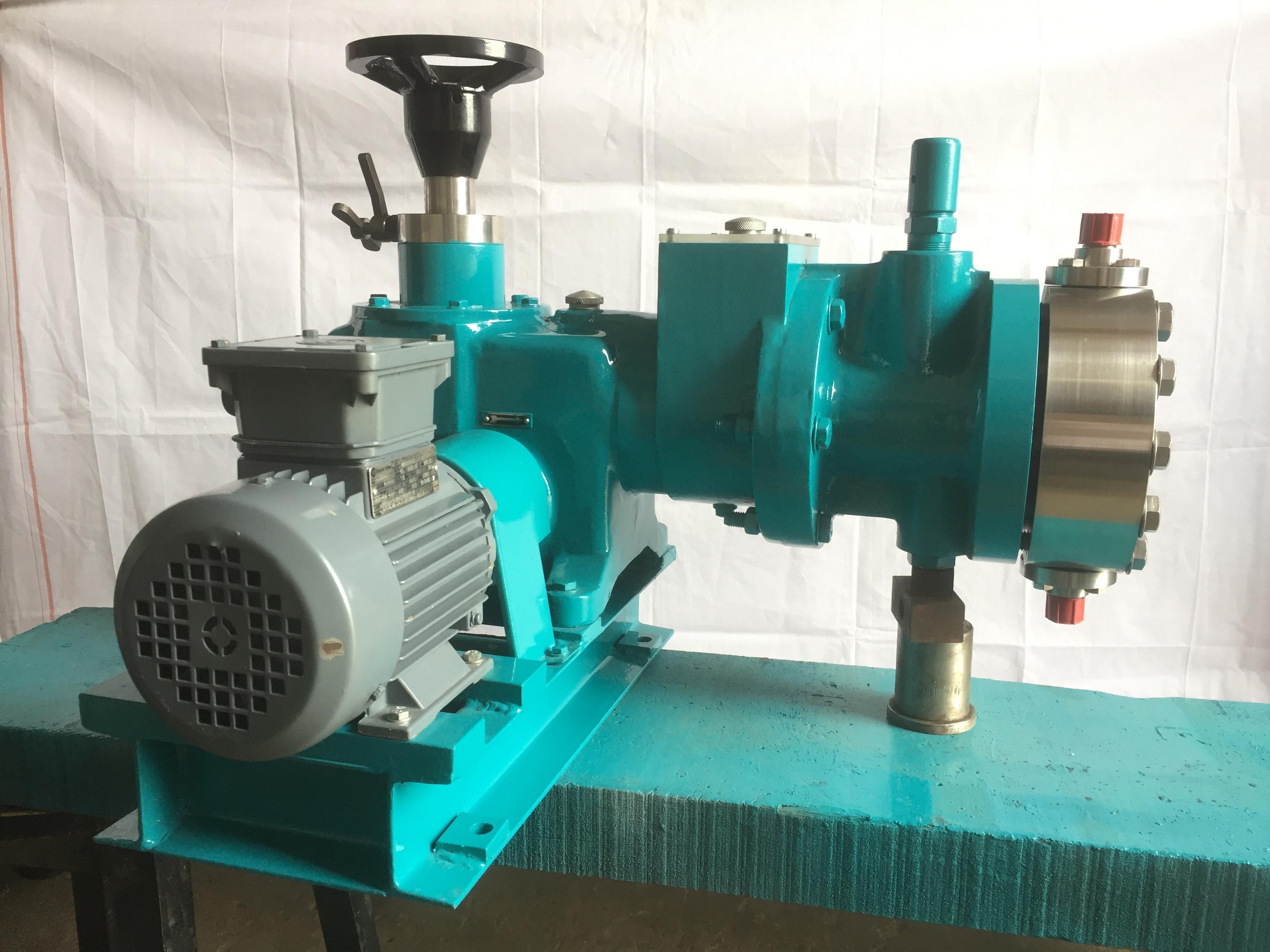 Positive Displacement Metering Pumps