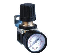 Mini Air Regulator Wth Gauge Bracket