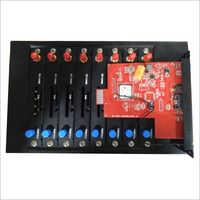 8 Port 8 SIM GSM Of Bulk SMS & Voice Calling Modem