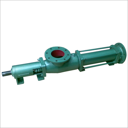 Progressive Cavity Eccentric Single Screw Pumps
