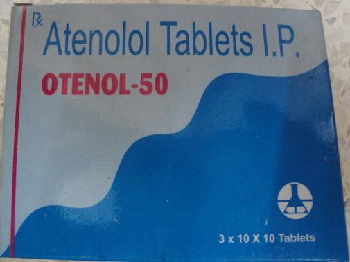 Otenol-50 Tablets