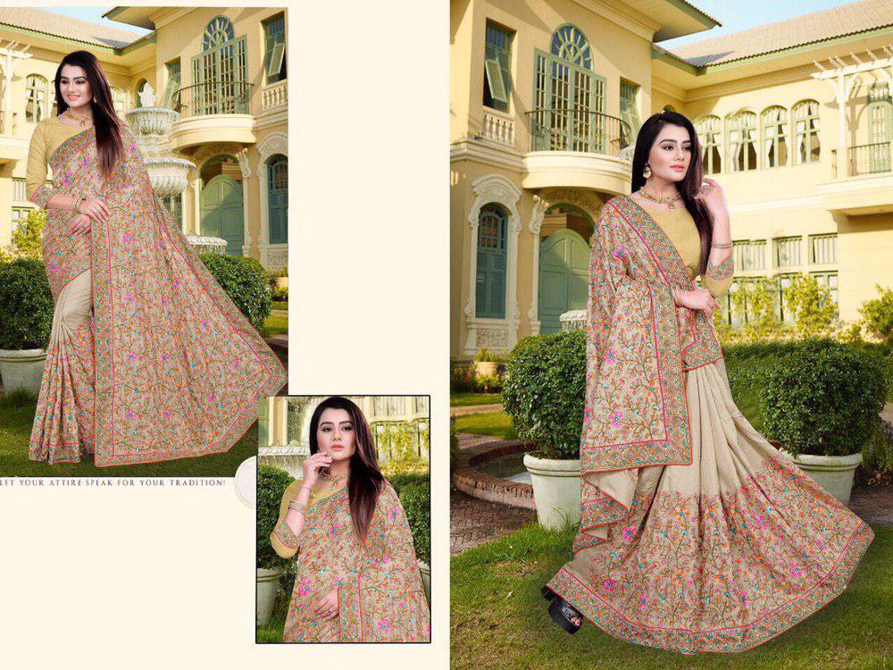Indian Art Silk Sarees
