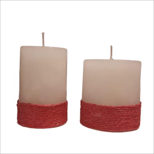Decorative Piller Candle