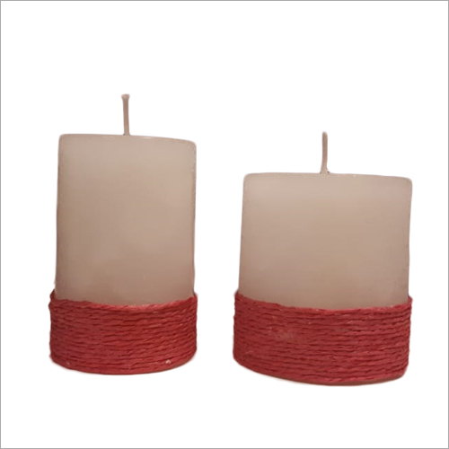 Decorative Piller Candle