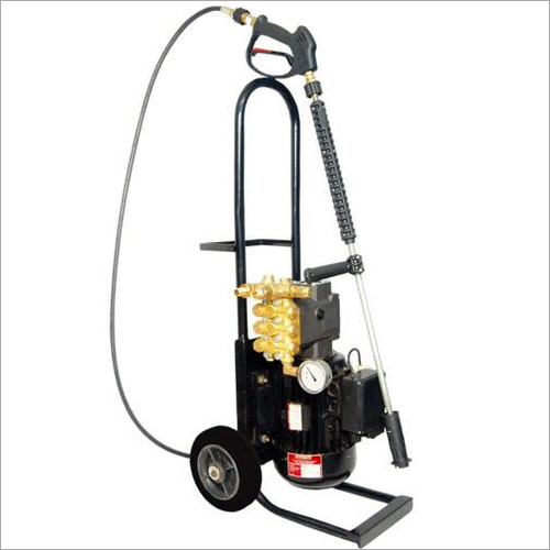 Semi Automatic Water Jet Cleaner