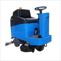 Ride On Scrubber Dryer