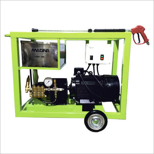 3 Phase Motor Water Blaster Machine