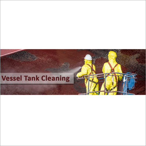 Vessel Cleaning Service