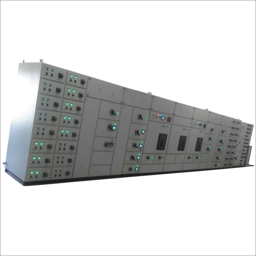 Distribution Power Factor Control Panel