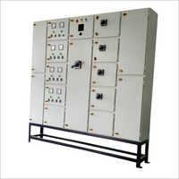 Electrical Motor Control Panel