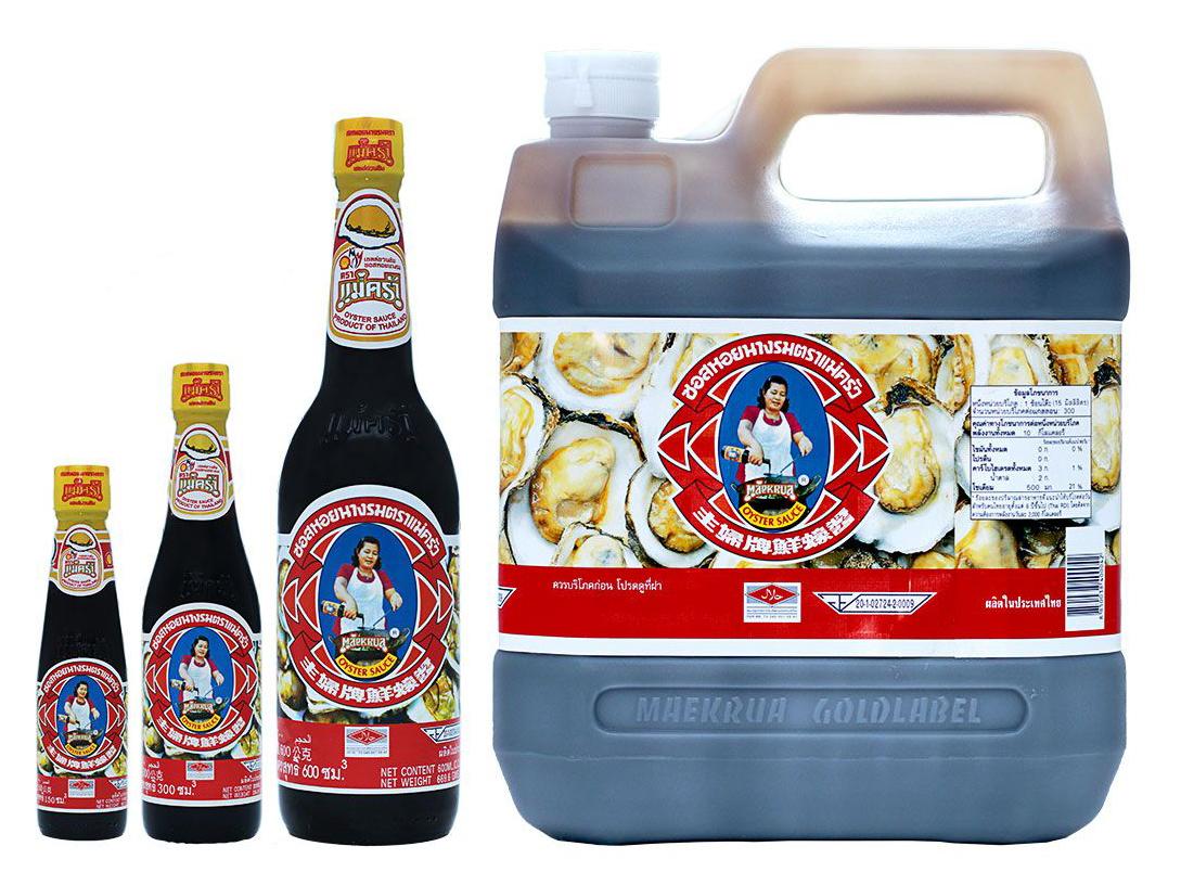 Oyster Sauce (Maekrua)