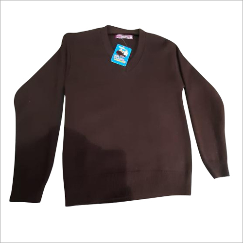 School Uniform Plain Sweater