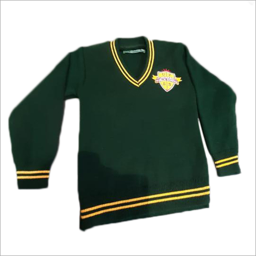 Dora School Uniform Sweater