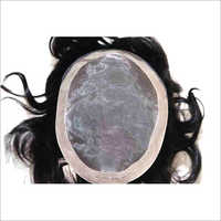 Fine Mono Full Lace Hair Patch