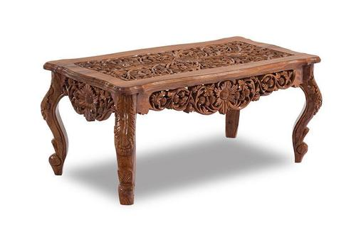 Solid wood Center table Royalite