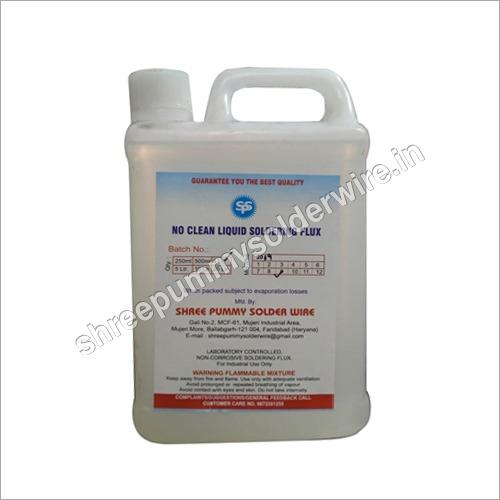 No Clean Liquid Soldering Flux