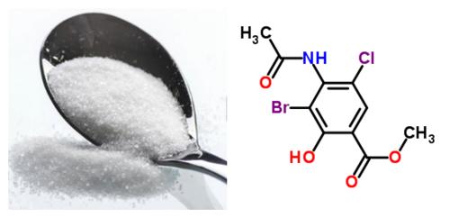 Methyl 4-(acetylaMino)-3-broMo-5-chloro-2-hydroxybenzoate 232941-14-9
