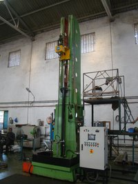Extra Long Vertical Honing Machine