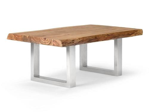 Wooden center coffee table Brinker