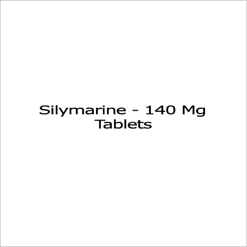 140 Mg Silymarine Tablets