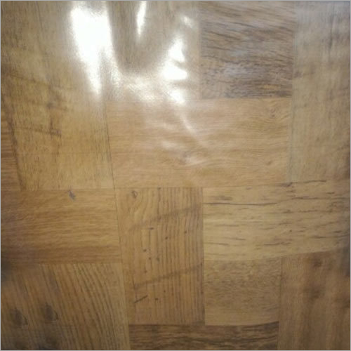 Brown PVC Flooring By