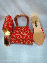 fancy Shoes & clutch