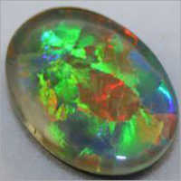 Natural Opal Gemstone