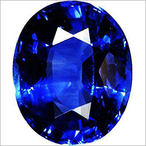 Natural Blue Sepphire Gemstone