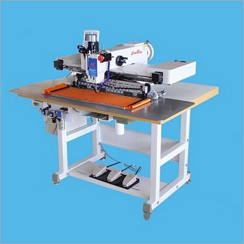 Automatic Webbing Pattern Sewing Machine