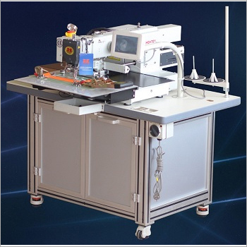 High Speed Heavy Automatic Webbing Sewing Machine