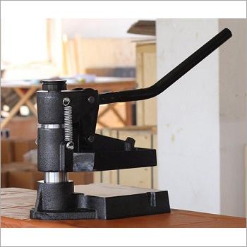 Manual Die Cutting Press Clicker