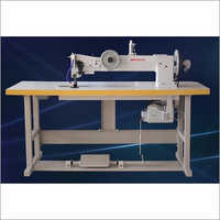 Heavy Duty Long Arm Triple Feed Sewing Machine