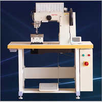 Post Bed Programmable Decorative Stitcher