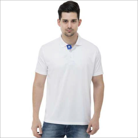 Promotional Mens White T-Shirt