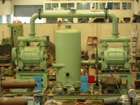 Water Ring Vacuum Pump and Comp